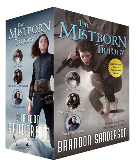 libro the well of ascension the mistborn trilogy tpb boxed set mistborn the hero of
