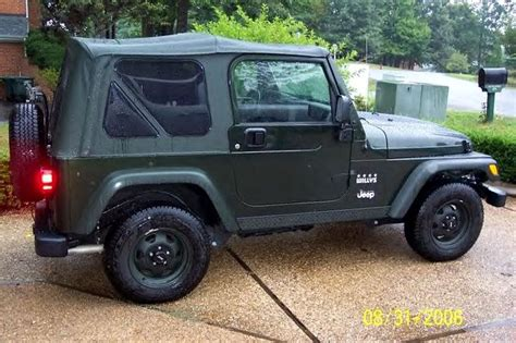 2005 Jeep Wrangler Willys Edition For Sale 906 Best Images About 04 05 Willys Edition Tj S On