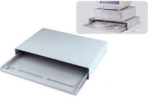 Desktop Keyboard Drawer by Aidata Kb001 Standard Keyboard Drawer Platinum Metal