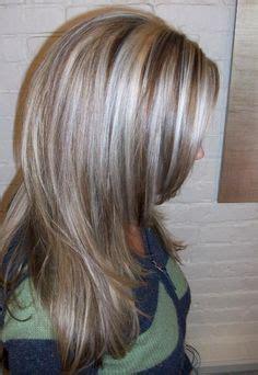 highlights to hide white hair lowlights for white hair google search hair