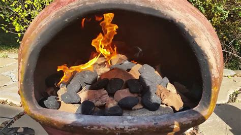 chiminea cooking youtube chiminea cooking youtube
