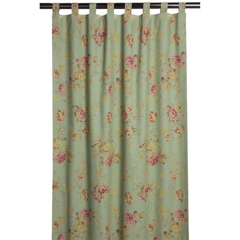 cabbage rose curtains habitat by commonwealth home fashions cabbage rose curtain