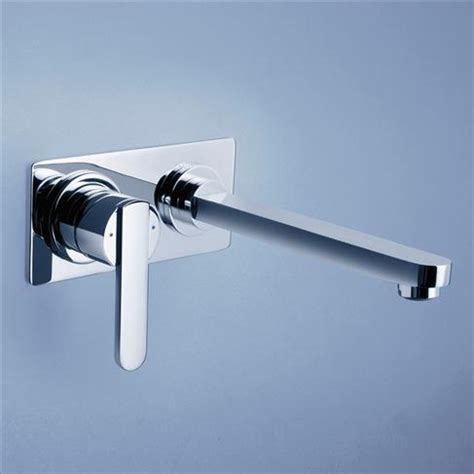 bathroom wall mixer caroma saracom bathroom wall wels basin mixer with spout