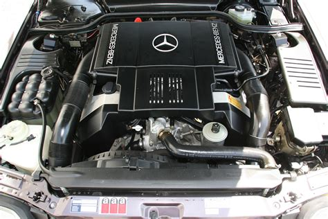 car engine manuals 1993 mercedes benz 500sec lane departure warning file 1993 mb 500 sl r 129 motor 1092 jpg wikimedia commons