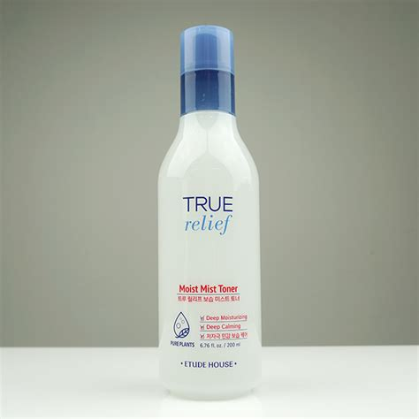 Toner Etude etude house true relief moist mist toner review