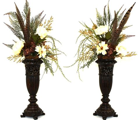 artificial centerpieces houseofaura artificial centerpieces for tables new