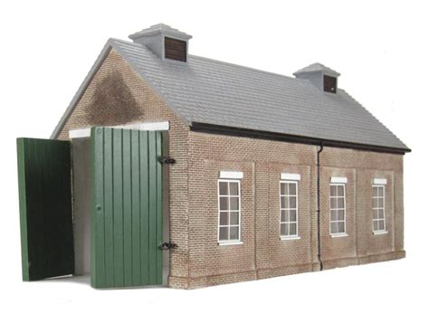 Gwr Engine Sheds by Hattons Co Uk Hornby R9667 Gwr Engine Shed