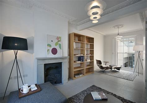 old homes with modern interiors victorian house in london at the edge of old and new