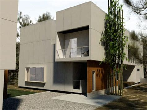 affordable modern home plans 3d floor plans modern home