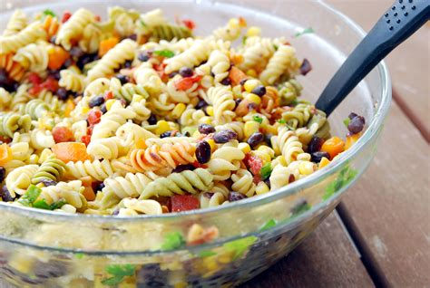 mexican pasta salad easy mexican pasta salad
