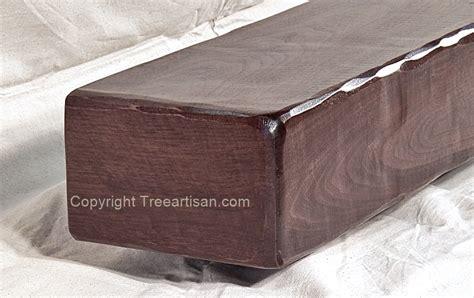 modern fireplace shelf rustic modern custom walnut beam fireplace mantel floating