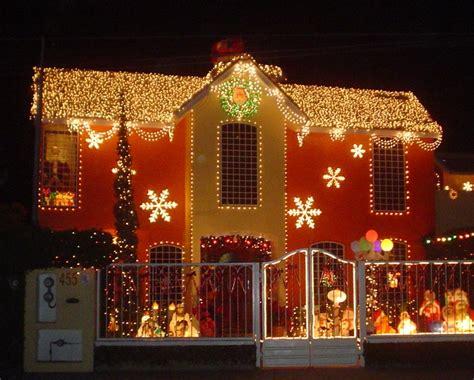 illuminazioni natalizie per esterni casa moderna roma italy di natale per balconi