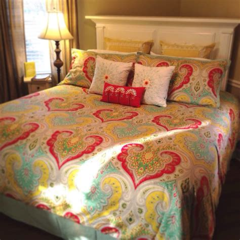jaipur comforter mantle headboard with echo bedding jaipur collection