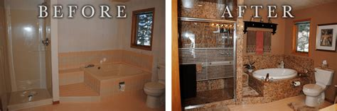 One Day Bathroom Makeover by One Day Bath Remodel All Remodeling Design