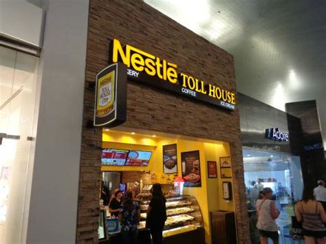 Nestle Toll House Cafe by Sign Picture Of Nestle Toll House Cafe By Chip Las