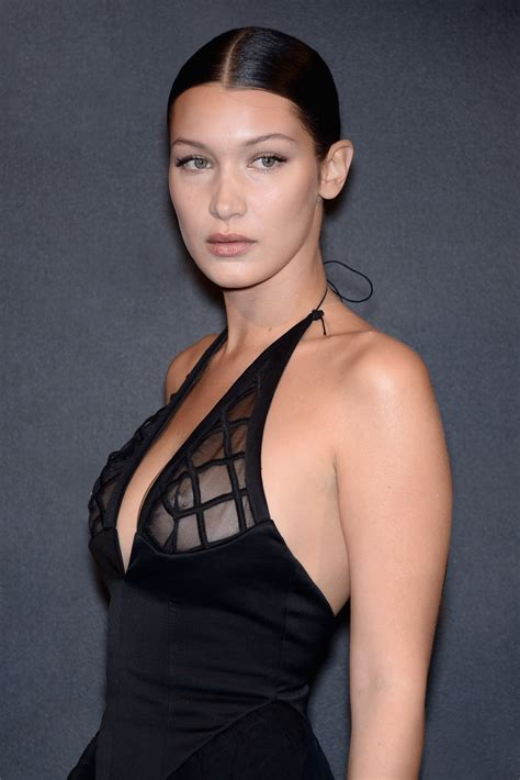 bella hadid has a piercing plus other celebrities