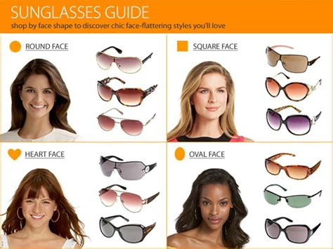 glasses for your face shape what sunglasses are best for your face shape