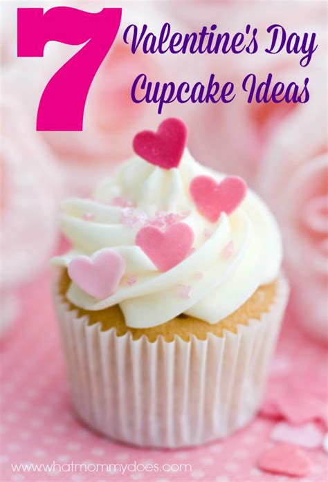 valentines day cupcake ideas s day cupcake ideas 7 adorable options