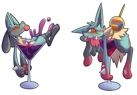 martini meme lucario martinis pok 233 mon your meme