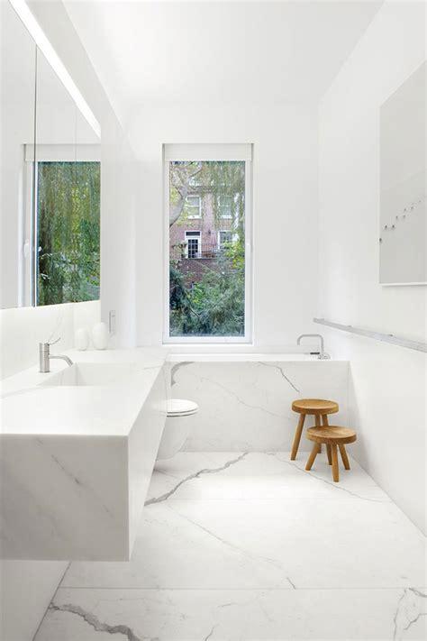 arredamento bianco bagno bianco 20 idee di arredamento moderno ed elegante