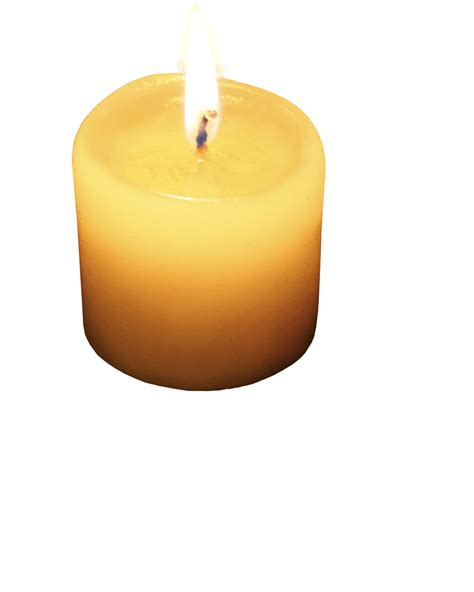 Small Candles by Single Small Candle Transparent Png Stickpng