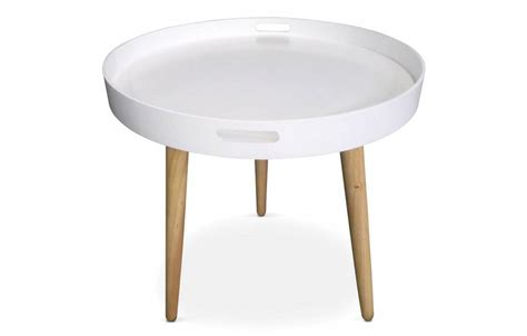 table ronde design blanche table basse ronde design ezooq