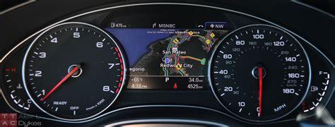 online service manuals 2008 audi s8 instrument cluster 2016 audi a6 3 0t instrument cluster 0t interior 005 the truth about cars