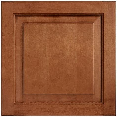 American Cabinet Doors American Woodmark 14 1 2x14 9 16 In Cabinet Door Sle In Charlottesville Maple Cognac 99846