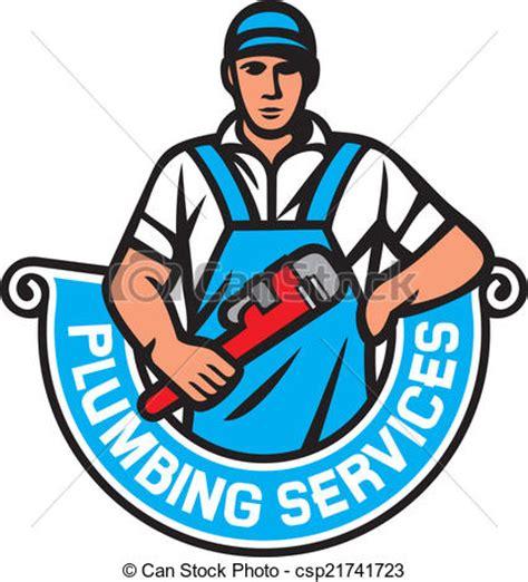 Free Plumbing Images by Illustration Vecteur De Plomberie Services Plombier Tenue A Cl 233 Plomberie