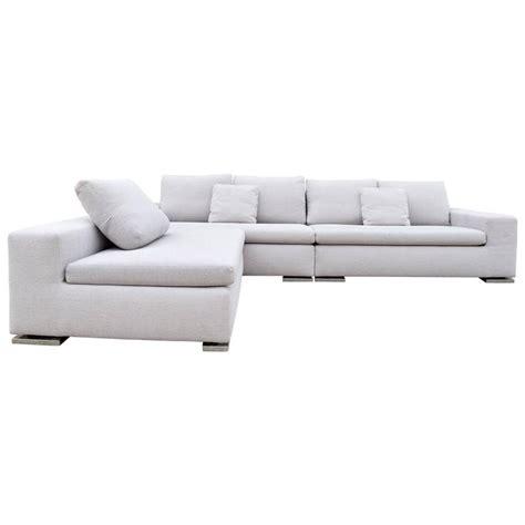 minotti sectional sofa minotti quot moore quot three piece sectional sofa by rodolfo