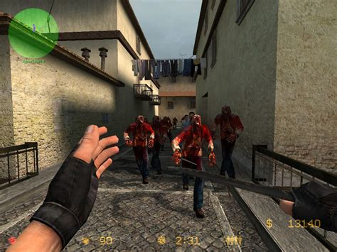 mod game zombie counter strike to have zombies in next game gaming central
