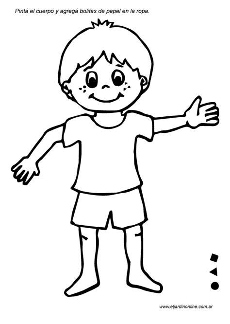 imagenes infantiles del cuerpo humano dibujos del cuerpo humano para ni 241 os de preescolar imagui