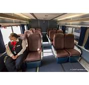 Business Class Amtrak Coast Starlight Pictures To Pin On