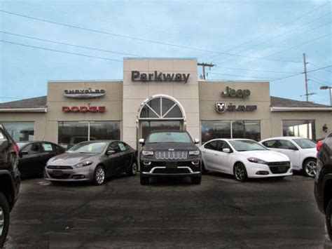 Parkway Jeep Parkway Chrysler Dodge Jeep Ram New Used Car Dealer In