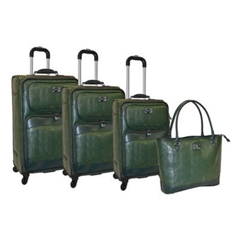 beautiful suitcases beautiful leather luggage sets for women