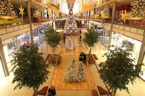 Home Decoration During Diwali christmas decoration in shopping mall in berlin germany