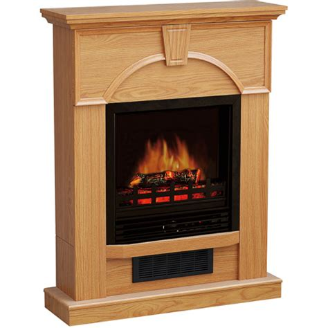 Walmart Fireplaces by Electric Fireplace With 28 Quot Mantel Unnav Shelf Walmart