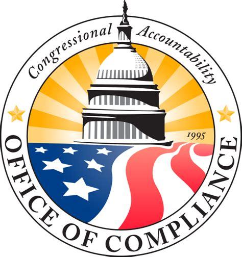 Office Of Compliance file us congress officeofcompliance logo svg