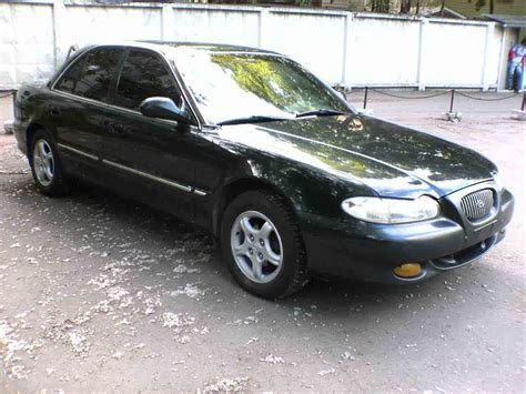 1997 hyundai sonata 3 pictures 2000cc gasoline ff automatic for sale