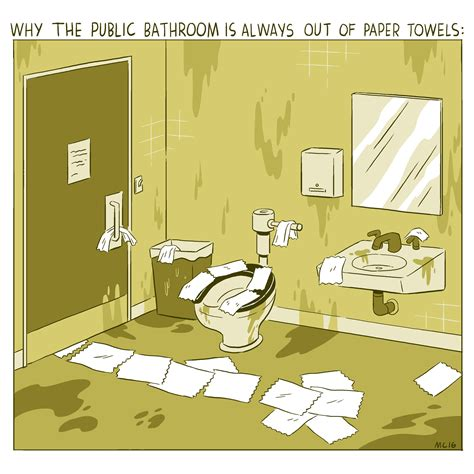 guys having in the bathroom potty talk the public restroom paper trail dollar shave club