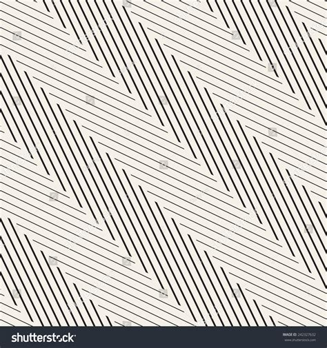 diagonal zig zag pattern vector seamless pattern modern stylish texture repeating