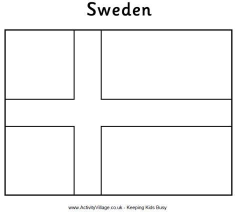 Swedish Flag Coloring Page 301 moved permanently
