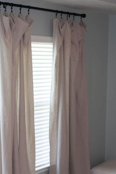 drop cloth curtain ideas best 25 drop cloth curtains ideas on pinterest drop