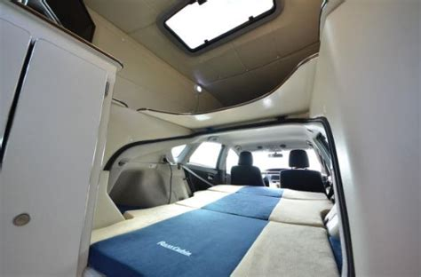 how to sleep in your car comfortably four can sleep comfortably in this toyota prius rv