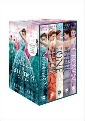 Novel Dewasa The Selection Series 3 The One the selection series 1 5 kiera cass 9780008209155