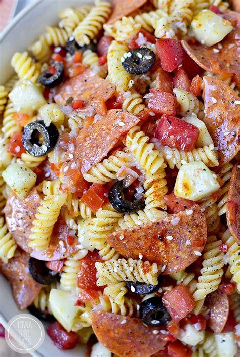 best pasta salad the best pasta salad iowa eats bloglovin