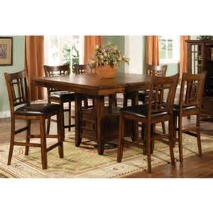 Countertop Dining Room Sets Dining Table Countertop Height Dining Table Sets