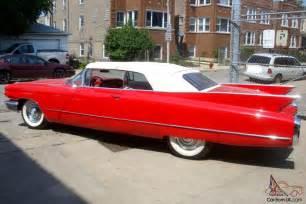 1960 Cadillac Convertible 1960 Cadillac Convertible Freshly Restored