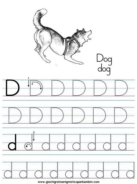 imparare a scrivere le lettere imparare a scrivere le lettere 04 schede didattiche impara