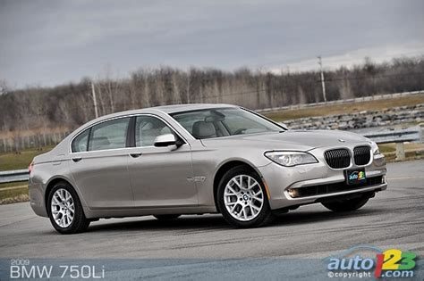 2009 bmw 750li review list of car and truck pictures and auto123